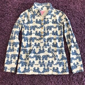 Lily Pulitzer Captain Popover